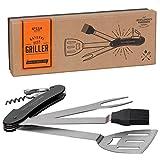 ExtraMan Multi Tool BBQ - Grillbesteck für unterwegs