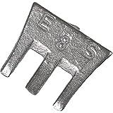 Cuña de martillo 26mm tamaño 5, 25unidades)