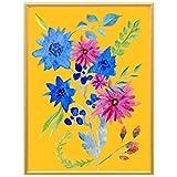 Kunstdruck - Illustration - Blumenstrauß - A4 Größe