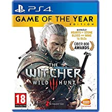 The Witcher 3 Wild Hunt Game of the Year Edition (AT-PEGI) Playstation 4