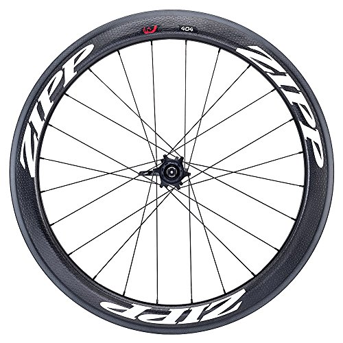ZIPP Firecrest Rear wheel, 404, tubular, carbon, 10 - 11v, white sticker, Multicolor, M