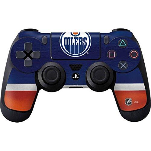PS4 Benutzerdefinierte UN-MODDED Regler 'exklusiver Entwurf - Edmonton Oilers Jersey'