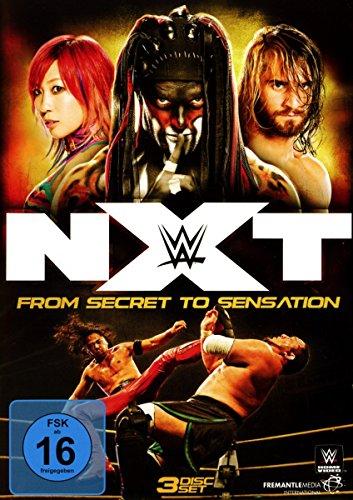 WWE NXT - From Secret To Sensation [3 DVDs]