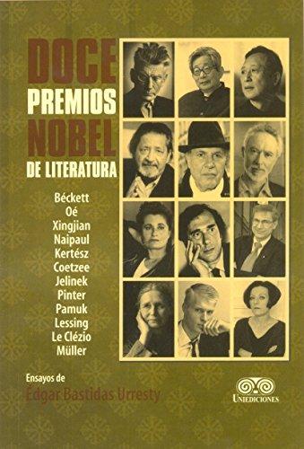 Doce Premios Nobel de literatura