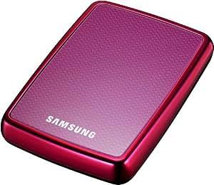 Samsung S2 HX-MU010EA Disque Dur Externe Portable 1 To USB 2.0 Rose