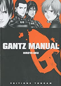 Gantz Manual Edition simple One-shot