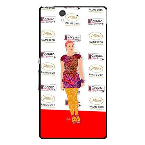 coques-iphone - Cover Red Carpet Festival di Cannes per Sony Xperia Z