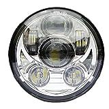 5.75 Zoll Runde LED Projection Daymaker Scheinwerfer Fuer Harley Davidson Motorraeder