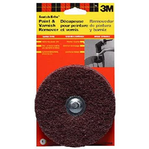 3M Drill Mount Sanding Tool Kit - 3 ITEMS - LARGE AREAS