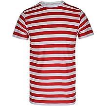 Generic - Camiseta - Rayas - para hombre
