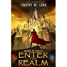 SHARDS OF REALITY: A LitRPG novel (Enter the Realm Book 1) (English Edition)