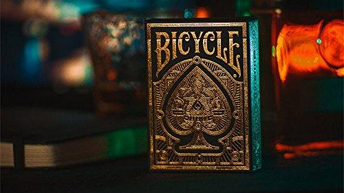 Bicycle premium playing cards, mazzo di carte da gioco in edizione limitata,solo 5000esemplari, 3carte look & feel incluse, carte da poker