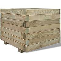 Suchergebnis Auf Amazon De Fur Pflanzkubel Holz Garten