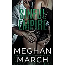 Sinful Empire (The Anti-Heroes Collection Book 3) (English Edition)