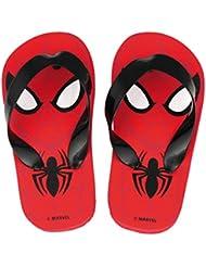 Spiderman Tongs Chaussons Flip Flops Badelatschen
