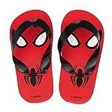 Spiderman Flip Flops Badelatschen Gr. 34