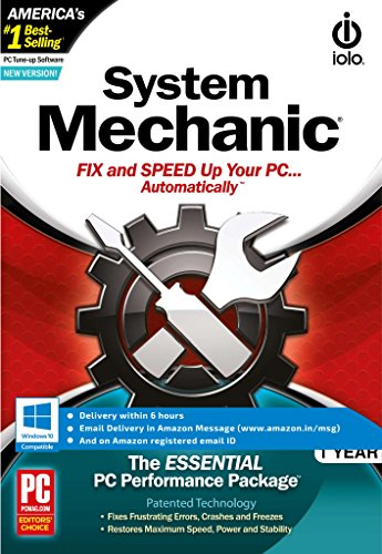 Iolo System Mechanic (E-mail Delivery within - 2 Hours No...