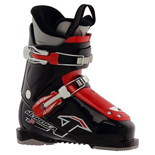 Nordica - Team 2 - schwarz-rot Größe 22,5 -