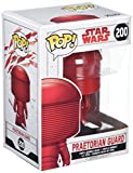 Funko- The Last Pop Bobble: Star Wars: Gli Ultimi Jedi: Guardia Pretoriana, 14752