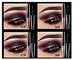 BaBaSM Mode Glitter Metallic Smoky Liquid Eyeliner Lidschatten Sparkle Eyeliner Pen