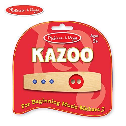 Melissa & Doug Kazoo (Musikinstrument-Spielzeuge) (Und Musikinstrumente Melissa Doug)