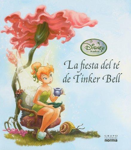 Free La Fiesta Del Te De Tinker Bell Disney Hadas Pdf Download
