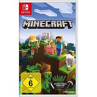 Nintendo Switch Spiele Minecraft HeimwerkerMarktde - Minecraft wii u spielen