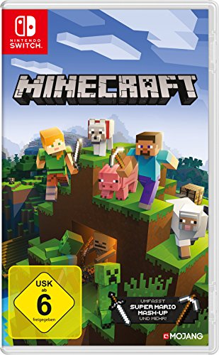 Minecraft: Nintendo Switch Edition [Nintendo Switch] (Minecraft 3ds-spiel Nintendo)