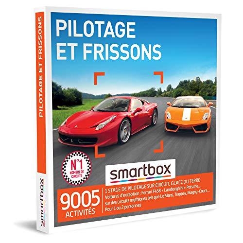 SMARTBOX - Coffret Cadeau homme femme - Pilotage et frissons - idée cadeau - 9005...
