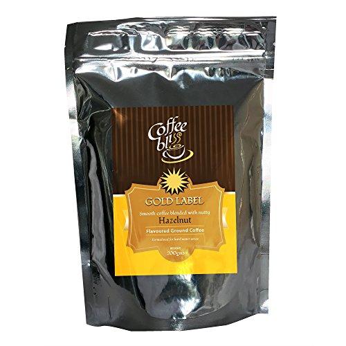Hazelnut Ground Coffee Gold Label is A Yummy Hazelnut and Roast Coffee Treat 51FoEBeULqL