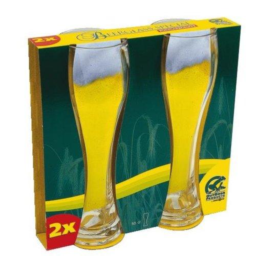 Brunner Set Beerglass Special - Set di 2 bicchieri da birra