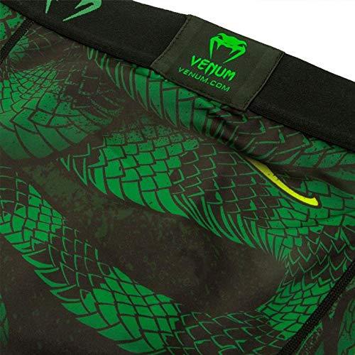 Venum-Mens-Green-Viper-Compression-Shorts