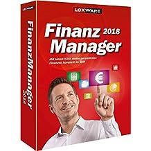 Lexware FinanzManager 2018 Box, Einfache Buchhaltungs-Software für private Finanzen & Wertpapier-Handel, Kompatibel mit Windows 7 oder aktueller
