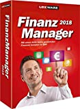 Lexware FinanzManager 2018 Box (Jahreslizenz) / Einfache Buchhaltungs-Software f�r private Finanzen & Wertpapier-Handel / Kompatibel mit Windows 7 oder aktueller medium image