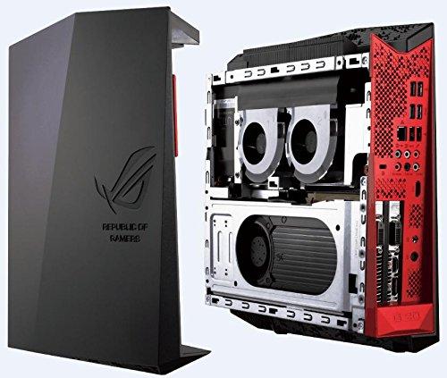 Asus ROG G20CB-DE008T Desktop-PC (Intel core i7-6700, 16GB RAM, 1TB HDD, 256GB SSD, NVIDIA GeForce GTX 980, DVD-RW, Win10 64bit) schwarz