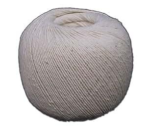 T.W. Evans Cordage 07-168 16 Poly ficelle de coton avec 0,5 Livre boule avec 600 pieds