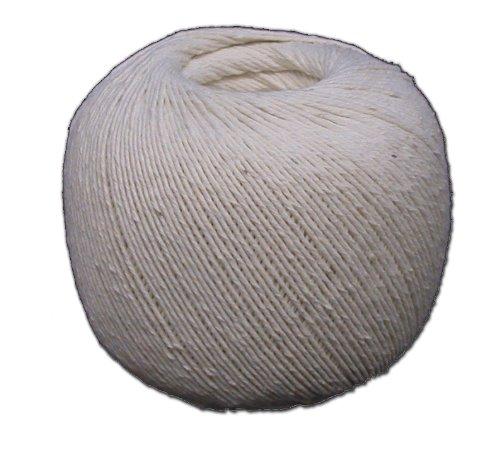 T.w. Evans Cordage 07–308 30 Poly Ficelle de coton avec 1/0,9 kilogram Ball, 312-feet