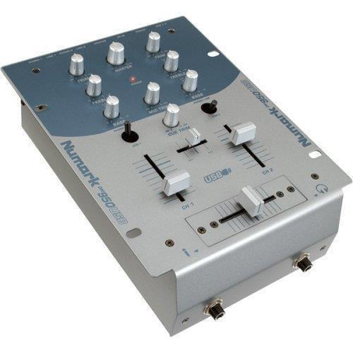 Numark DM 950 USB (Mischer Sound Numark)