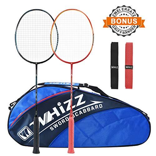 Badmintonschläger...