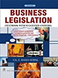 Business Legislation: Textbook of Suggested Answers