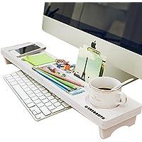 CYBERNOVA Escritorio de Organizador Pequeño Objetos teclado de almacenamiento de productos Estante