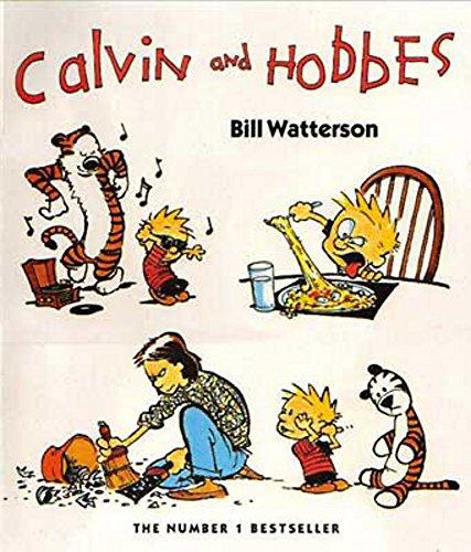 CALVIN AND HOBBES par Bill Watterson