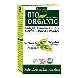#8: Indus Valley Bio Organic Herbal Henna Powder, 100g