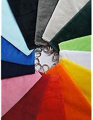 Hochwertiges Velours-Golftuch in vielen Farben - Golf Schlägertuch, Caddytuch