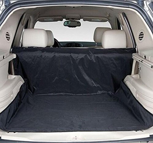 Generic Car Pet Seat Covers Waterproof Back Bench Seat Hammock Bag Car Interior Travel Accessories Car Seat Covers Mat for Pets Dogs