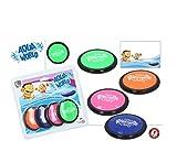 ColorBaby Discos Saltadores Aqua World Juego Divertido para Piscina Juegos Acuáticos para Niños Y Adultos Disfruta en Familia