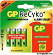 GP Recyko AAA 850 mAh 1.2V NiMh Precharged Rechargeable Batteries