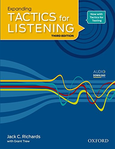 Tactics for Listening 3rd Edition Expanding Student's Book