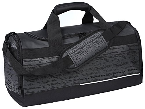 MIER-Mens-Holdall-Gym-Bag-Sports-Duffel-Bag-with-Shoes-Compartment-for-Weekender-Overnight-Carry-on-40L