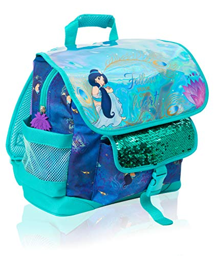 Disney Cartable Sac À Dos Fille | Sac À Dos Aladdin...